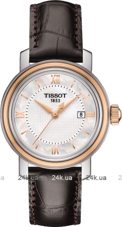 Наручные часы Tissot Bridgeport T097.010.26.118.00