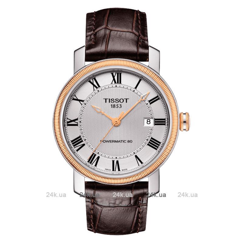 Наручные часы Tissot Bridgeport T097.407.26.033.00