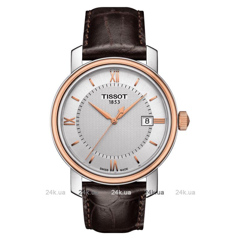 Наручные часы Tissot Bridgeport T097.410.26.038.00