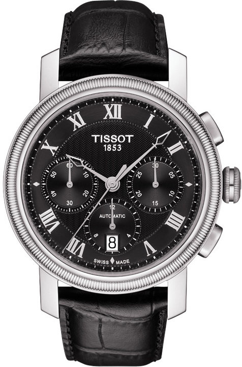 Наручные часы Tissot Bridgeport Chronograph T097.427.16.053.00