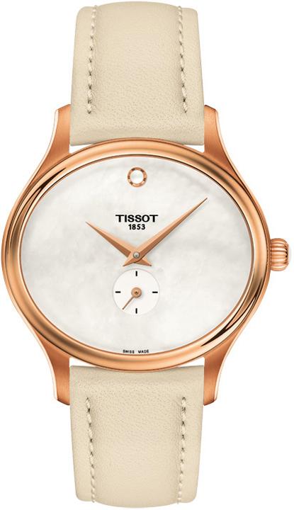 Наручные часы Tissot Bella Ora T103.310.36.111.00