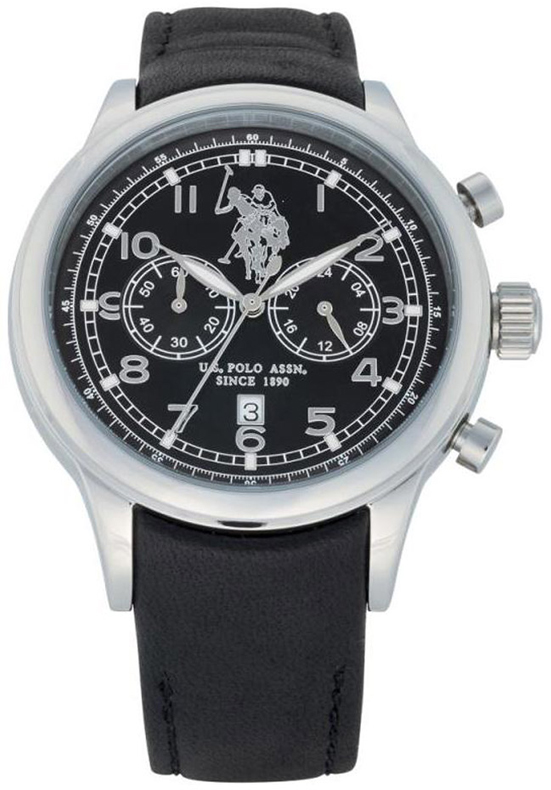 Наручные часы U.S.POLO ASSN. Classic Chrono USP4216BK