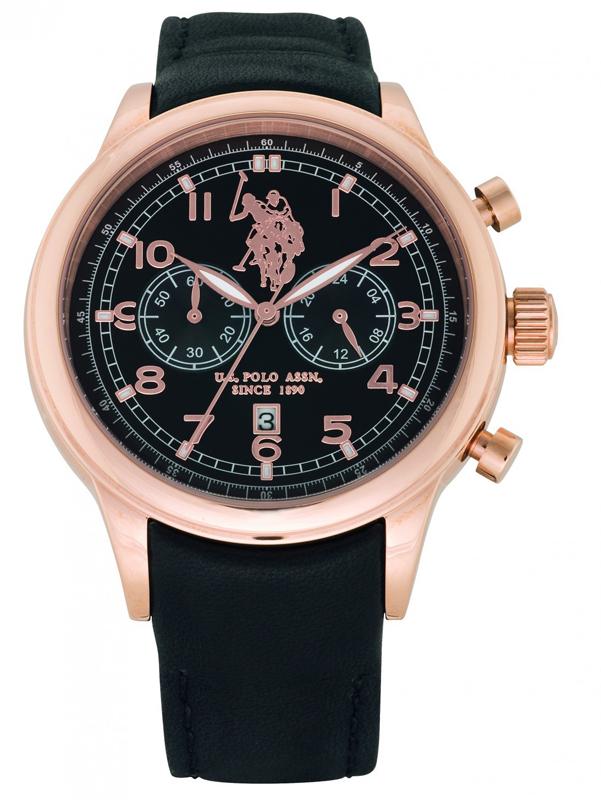 Наручные часы U.S.POLO ASSN. Classic Chrono USP4219BK
