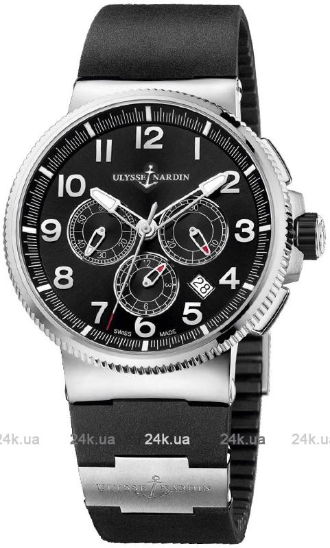 Наручные часы Ulysse Nardin Marine Chronograph Manufacture 1503-150-3/62