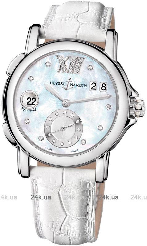 Наручные часы Ulysse Nardin Dual Time Lady 243-22/391