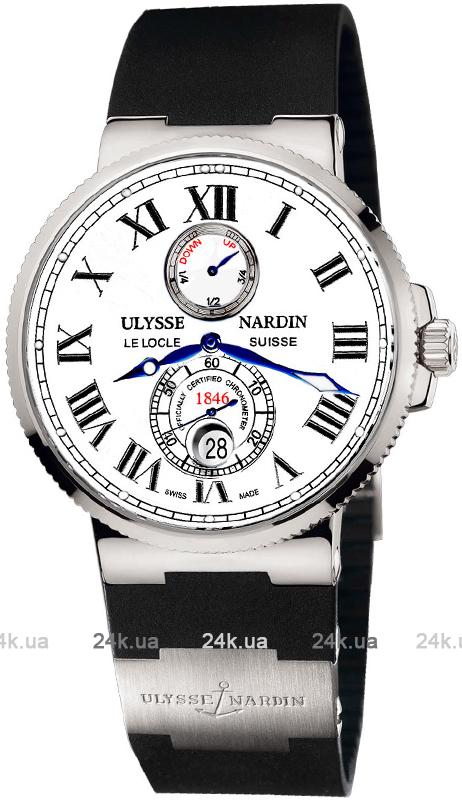Наручные часы Ulysse Nardin Marine Chronometer 43 263-67-3/40