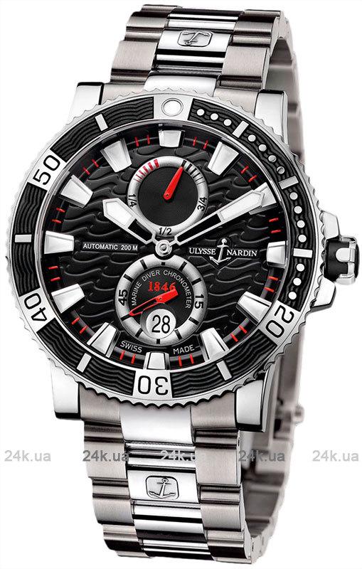 Наручные часы Ulysse Nardin Marine Diver Titanium 263-90-7M/72
