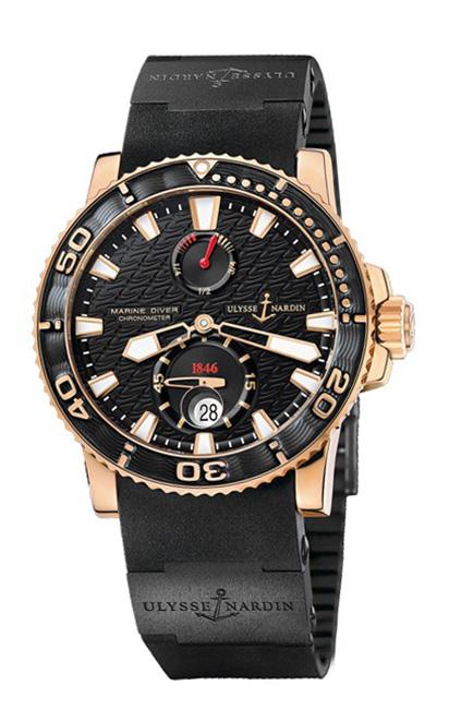 Наручные часы Ulysse Nardin Marine Diver Titanium 266-33-3C/922
