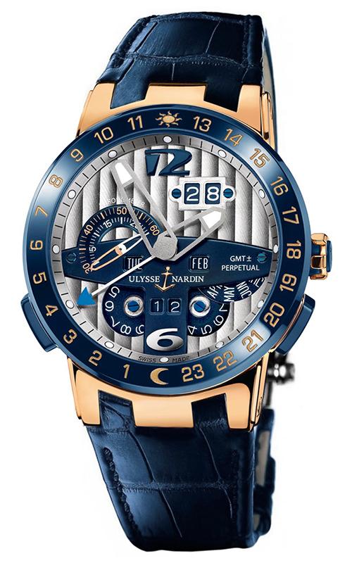 Наручные часы Ulysse Nardin El Toro / Black Toro 326-00