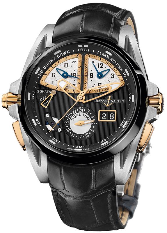 Наручные часы Ulysse Nardin Sonata Streamline 675-00