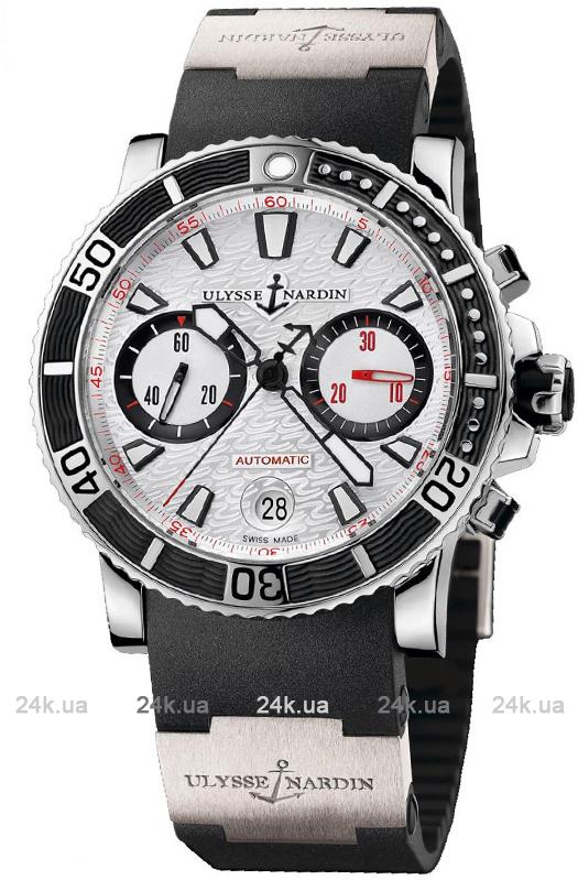 Наручные часы Ulysse Nardin Marine Diver Chronograph 8003-102-3/916