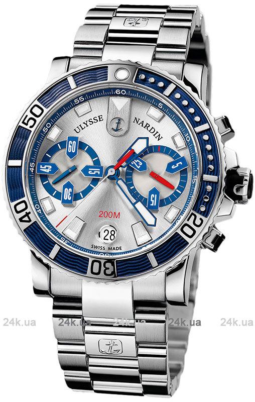 Наручные часы Ulysse Nardin Marine Diver Chronograph 8003-102-7/91