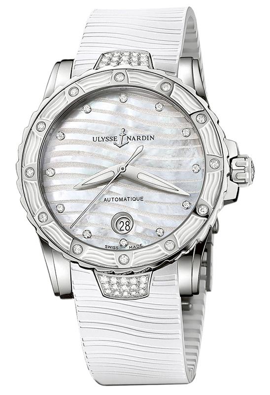 Наручные часы Ulysse Nardin Lady Diver 8153-180E-3C/10