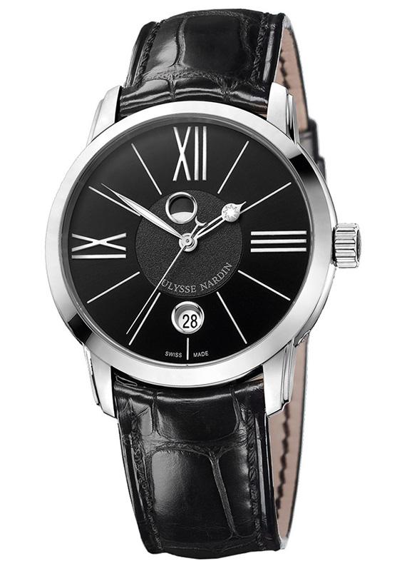 Наручные часы Ulysse Nardin Classico Luna 8293-122-2/42