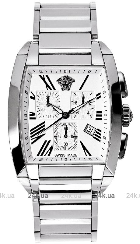 Наручные часы Versace Character Tonneau Chrono WLC99D001 S099