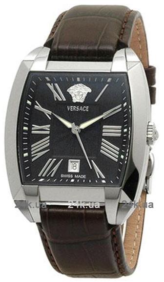 Наручные часы Versace Character Tonneau WLQ99D009 S497