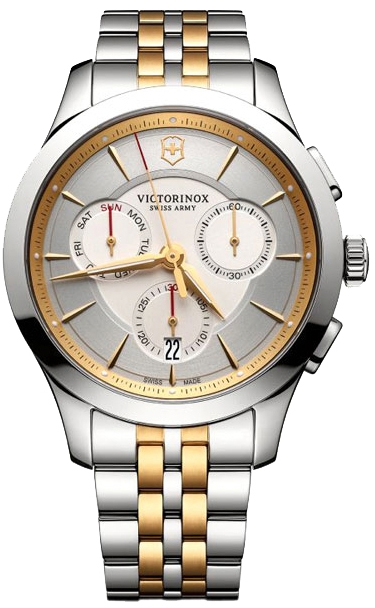 Наручные часы Victorinox Swiss Army Alliance Day-Date Chrono V241747