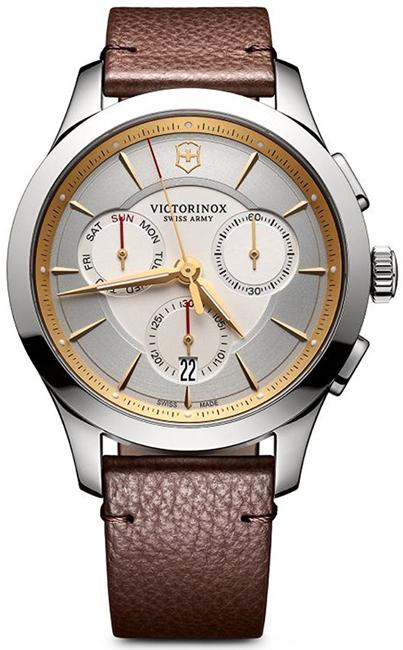 Наручные часы Victorinox Swiss Army Alliance Day-Date Chrono V241750