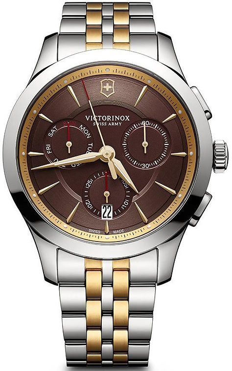 Наручные часы Victorinox Swiss Army Alliance Day-Date Chrono V249116