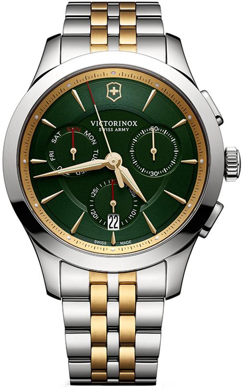 Наручные часы Victorinox Swiss Army Alliance Day-Date Chrono V249117