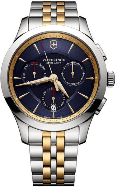 Наручные часы Victorinox Swiss Army Alliance Day-Date Chrono V249118