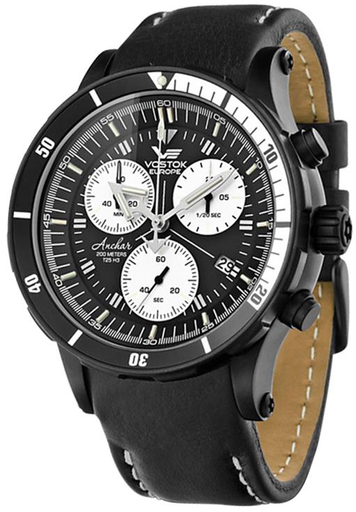 Наручные часы Vostok Europe Anchar Chrono Diver 6S30-5104184