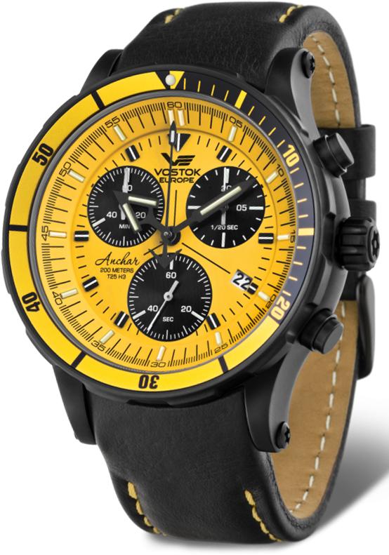 Наручные часы Vostok Europe Anchar Chrono Diver 6S30-5104185