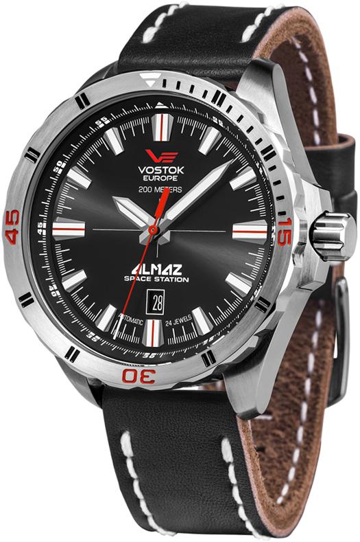 Наручные часы Vostok Europe Almaz Space Station Automatic NH35-320A258