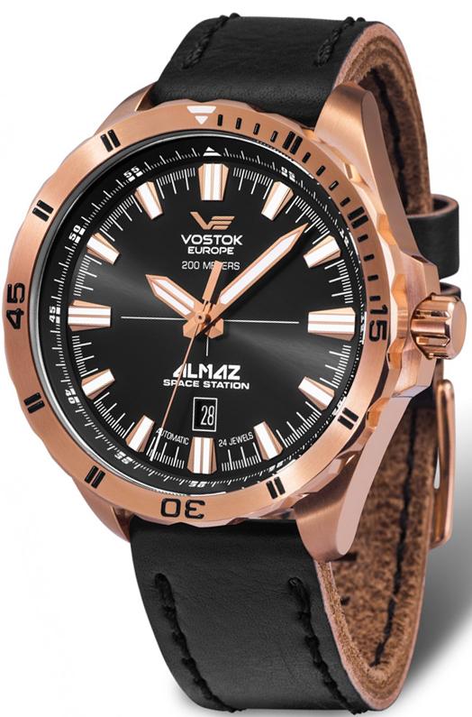 Наручные часы Vostok Europe Almaz Space Station Automatic NH35-320B259