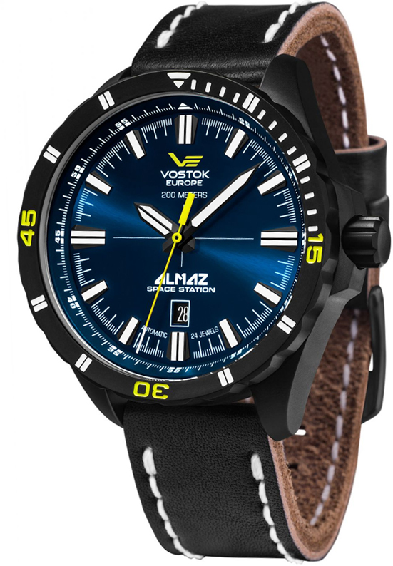 Наручные часы Vostok Europe Almaz Space Station Automatic NH35-320C257