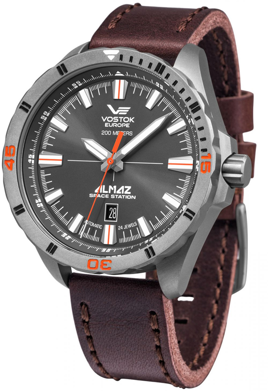Наручные часы Vostok Europe Almaz Space Station Automatic NH35-320H263