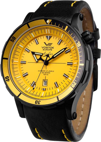Наручные часы Vostok Europe Anchar Automatic Diver NH35A-5104144
