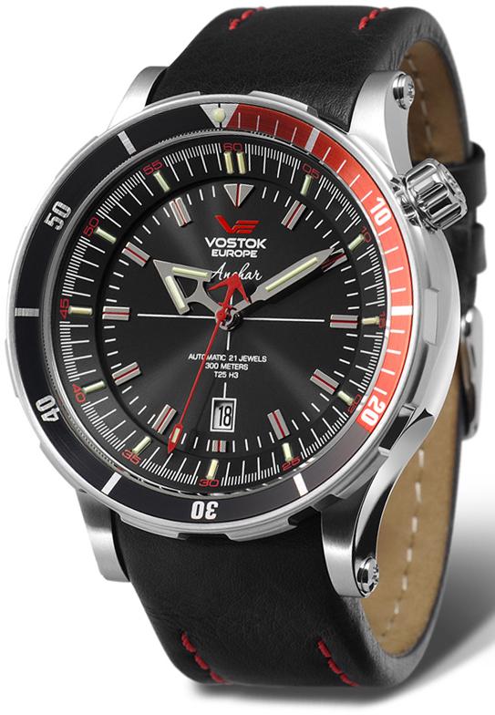 Наручные часы Vostok Europe Anchar Automatic Diver NH35A-5105141