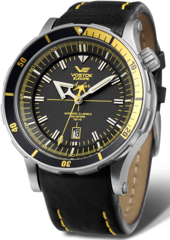 Наручные часы Vostok Europe Anchar Automatic Diver NH35A-5105143