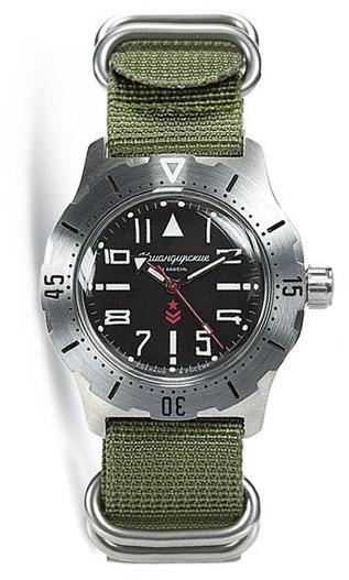 Наручные часы Восток Командирские 2415.01/350747