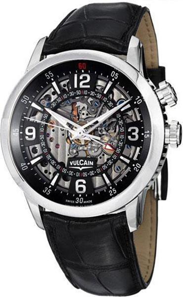 Наручные часы Vulcain Anniversary Heart Automatic 180128.258LF/BK