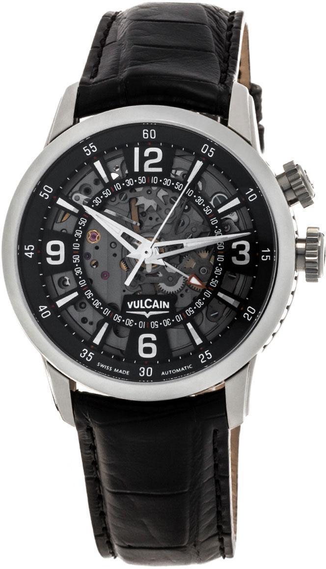 Наручные часы Vulcain Anniversary Heart Automatic 280138.238LF/BK