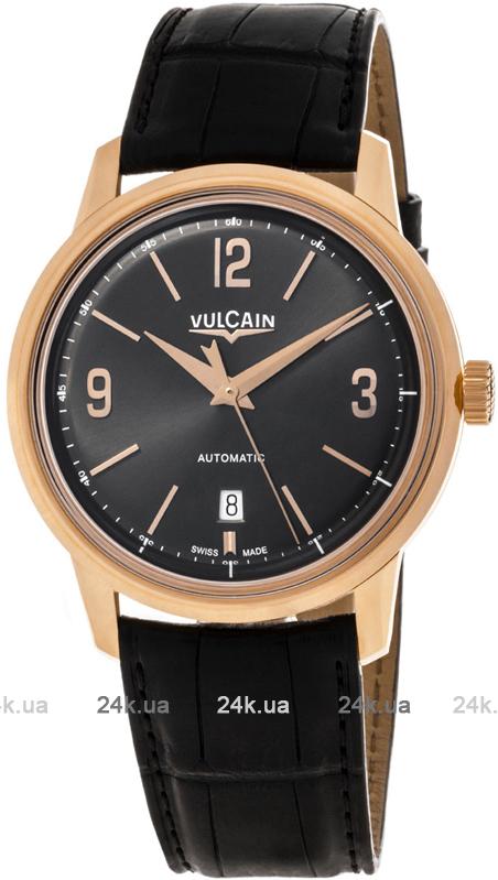 Наручные часы Vulcain 50s Presidents Classic 560556.308L.BK