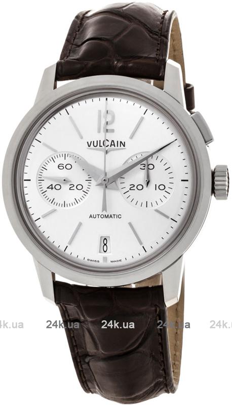 Наручные часы Vulcain 50s Presidents Chronograph 570157.309L.BN