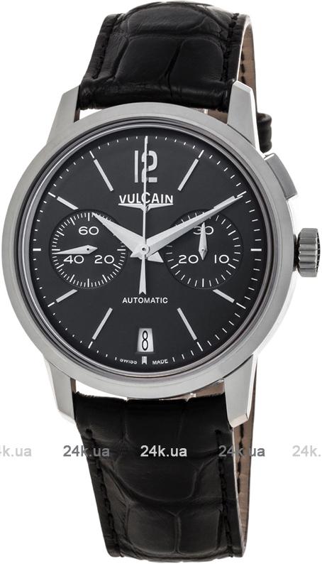 Наручные часы Vulcain 50s Presidents Chronograph 570157.310L.BK