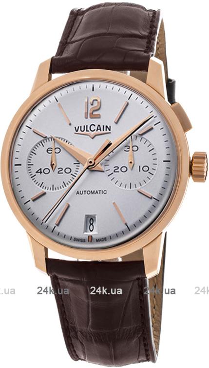 Наручные часы Vulcain 50s Presidents Chronograph 570557.312L.BN