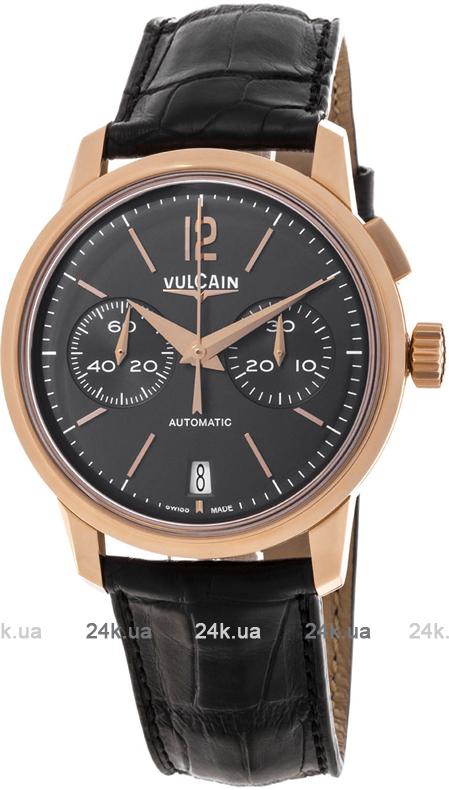Наручные часы Vulcain 50s Presidents Chronograph 570557.313L.BK