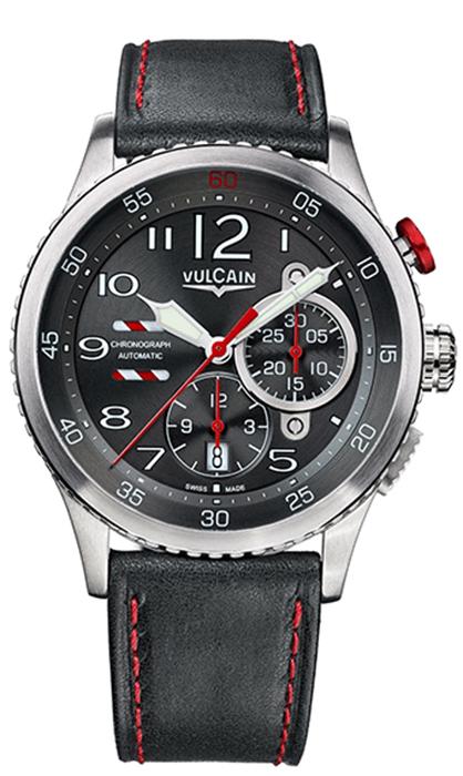 Наручные часы Vulcain Aviator Instrument 590163A17.BFC006