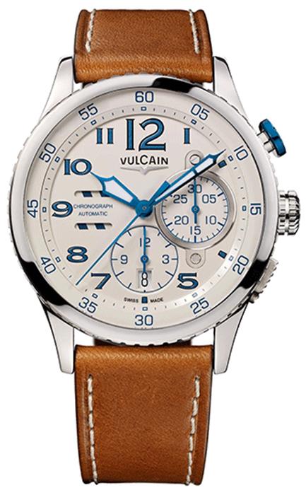 Наручные часы Vulcain Aviator Instrument 590263A77.BFC011