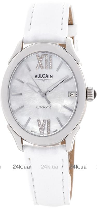 Наручные часы Vulcain First Lady Automatic 610164N2S.BAS412