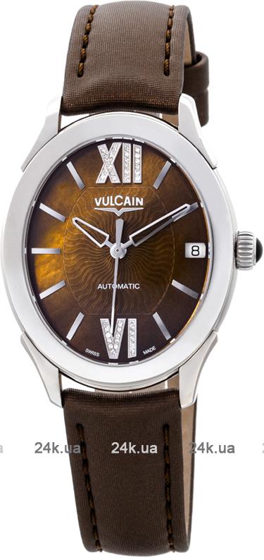 Наручные часы Vulcain First Lady Automatic 610164N4S.BAS407