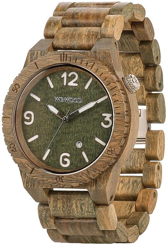 Наручные часы WeWood Alpha Alpha Army