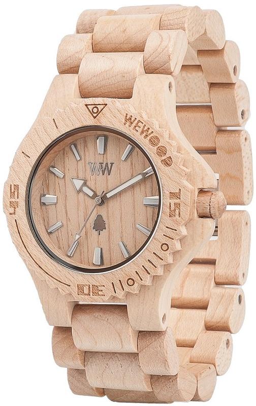 Наручные часы WeWood Date Date Beige