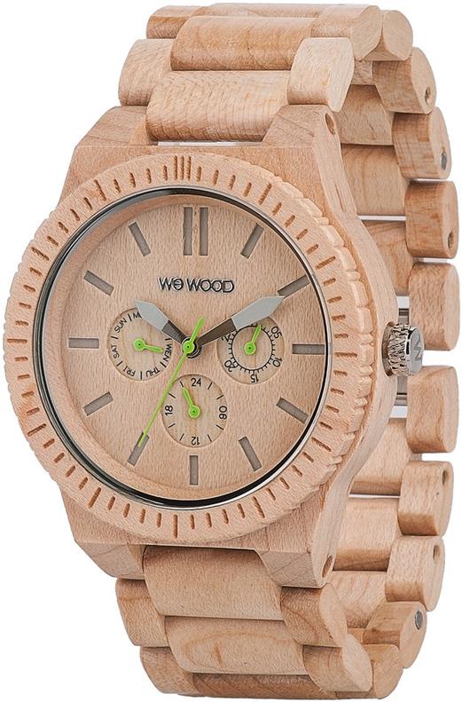 Наручные часы WeWood Kappa Kappa Beige