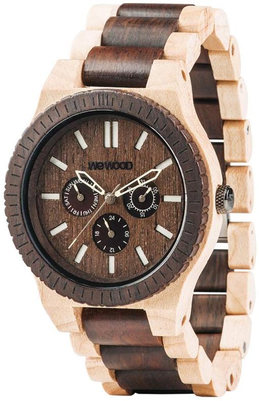 Наручные часы WeWood Kappa Kappa Choco Crema